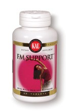 DROPPED: Kal - FM Support - 60 Tablets