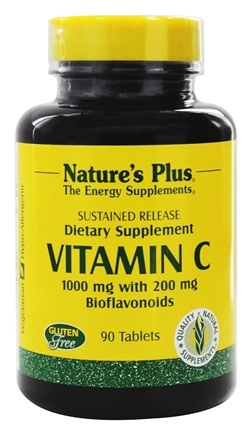 Zoom View - Vitamin C Sustained Release Bioflavonoids