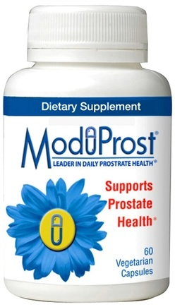 DROPPED: Kyolic - ModuProst Daily Prostate Health - 60 Vegetarian Capsules CLEARANCE PRICED