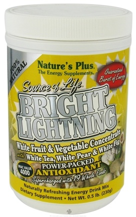 Zoom View - Source of Life Bright Lightning Energy Drink Mix