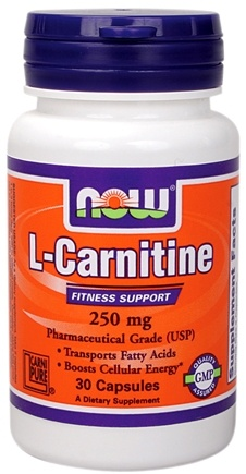 Zoom View - L-Carnitine
