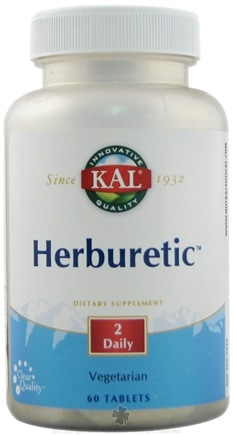 DROPPED: Kal - Herburetic - 60 Tablets