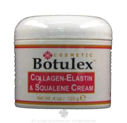 DROPPED: Kessep - Cosmetic Botulex Collagen-Elastin & Squalene Cream - 4 oz.