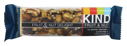 Zoom View - Fruit and Nut Bar