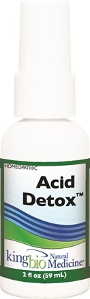 Zoom View - Homeopathic Natural Medicine Acid Detox