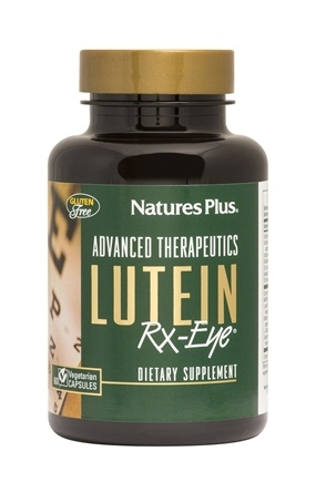 Nature's Plus - Lutein Rx Eye - 60 Capsules