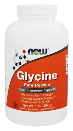 Zoom View - Glycine Powder