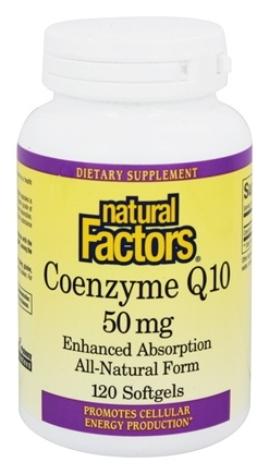 Zoom View - Coenzyme Q10 Enhanced Absorption