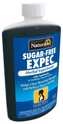 Zoom View - Expec Herbal Expectorant Sugar Free