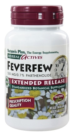 Zoom View - Herbal Actives Extended Release Feverfew
