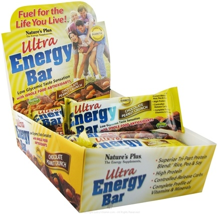 Zoom View - Ultra Energy Bar