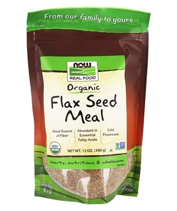 Zoom View - Flax Seed Meal Organic