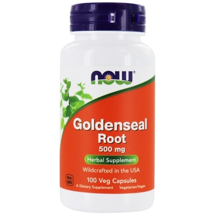 Zoom View - Goldenseal Root US Wild-Crafted