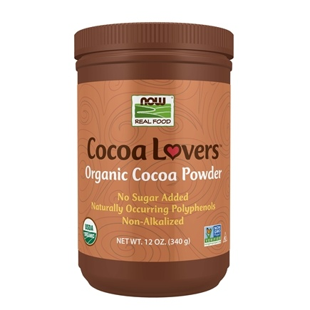 Zoom View - Cocoa Powder Certified Organic