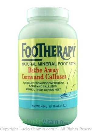 DROPPED: Queen Helene - Footherapy Salts - 16 oz.