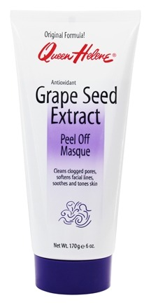 Queen Helene - Grape Seed Extract Peel Off Masque - 6 oz.