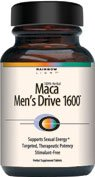 DROPPED: Rainbow Light - Maca Men's Drive 1600 - 60 Tablets