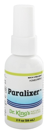 King Bio - Homeopathic Natural Medicine Paralixer - 2 oz.