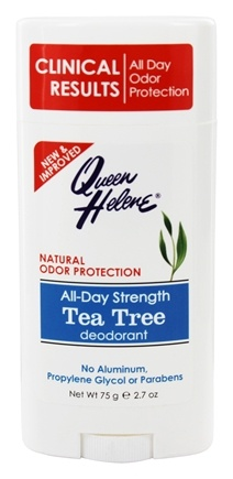 Queen Helene - Deodorant Stick Tea Tree - 2.7 oz.