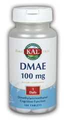DROPPED: Kal - DMAE 100 mg. - 100 Tablets