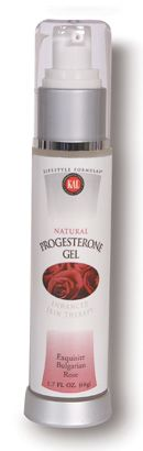 Zoom View - Progesterone Gel Bulgarian Rose