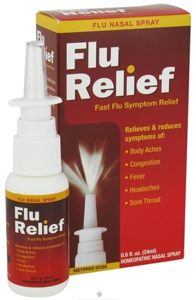Zoom View - Flu Relief
