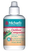 DROPPED: Michael's Naturopathic Programs - Outdoor Companion - 1 oz.