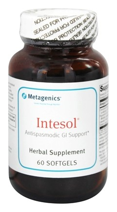 DROPPED: Metagenics - Intesol - 60 Softgels