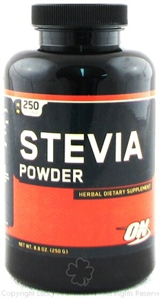 DROPPED: Optimum Nutrition - Stevia Powder - 250 Grams