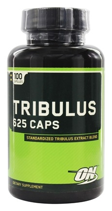 DROPPED: Optimum Nutrition - Tribulus 625 mg. - 100 Capsules