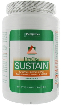 DROPPED: Metagenics - UltraClear SUSTAIN Medical Food - 29.4 oz.