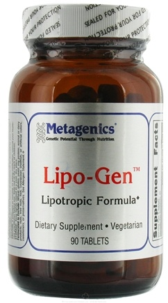 DROPPED: Metagenics - Lipo-Gen - 90 Tablets CLEARANCED PRICED