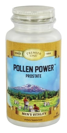 Premier One - Prostate Pollen Power - 60 Capsules