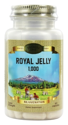 Zoom View - Royal Jelly 1000