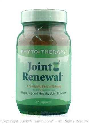 DROPPED: Phyto Therapy - Joint Renewal - 42 Capsules
