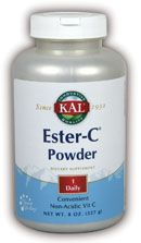 DROPPED: Kal - Ester C Powder - 8 oz.