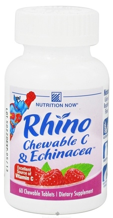 Zoom View - Rhino Echinacea Chewable