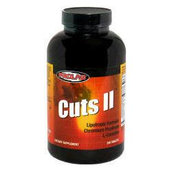 DROPPED: Prolab Nutrition - Cuts 2 with Chromium - 240 Tablets