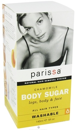 DROPPED: Parissa - Chamomile Body Sugar - 5 oz. CLEARANCE PRICED