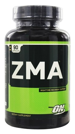 Optimum Nutrition - ZMA - 90 Capsules