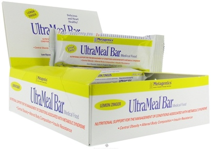 Zoom View - UltraMeal Bar Medical Food