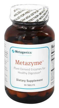 DROPPED: Metagenics - Metazyme - 90 Tablets