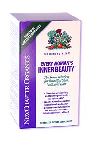 DROPPED: New Chapter - Every Woman's Inner Beauty - 90 Tablets