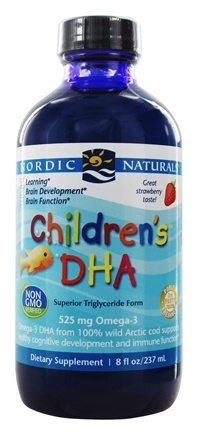 Zoom View - Children's DHA Liquid