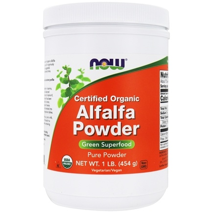 Zoom View - Alfalfa Powder