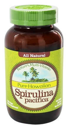 Zoom View - Pure Hawaiian Spirulina