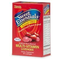 DROPPED: Nutrition Now - Multi-Vitamin Lozenges Sugar Free Cherry - 30 Lozenges