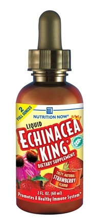 DROPPED: Nutrition Now - Liquid Echinacea King Strawberry - 2 oz.
