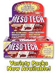 Zoom View - Meso-Tech Meal-Replacement Energy Bar