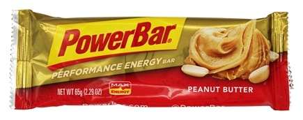PowerBar - Performance Energy Bar Peanut Butter - 2.29 oz.